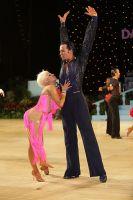 David Byrnes & Karla Gerbes at UK Open 2010