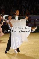Federico Di Toro & Genny Favero at 50th Elsa Wells International Championships 2002