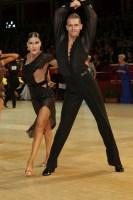 Troels Bager & Ina Ivanova Jeliazkova at International Championships