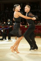 Troels Bager & Ina Ivanova Jeliazkova at International Championships
