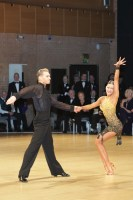 Troels Bager & Ina Ivanova Jeliazkova at UK Open 2019