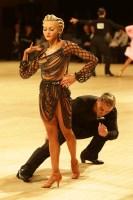 Ferdinando Iannaccone & Yulia Musikhina at UK Open 2019