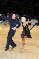 Michal Malitowski & Joanna Leunis at UK Open 2011