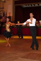 Fabio Modica & Tinna Hoffmann at Blackpool Dance Festival 2005