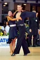 Emanuele Soldi & Elisa Nasato at Savaria 2006