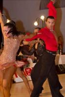 Emanuele Soldi & Elisa Nasato at 5. Tisza Part Open 2006
