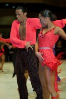 Emanuele Soldi & Elisa Nasato at UK Open 2008