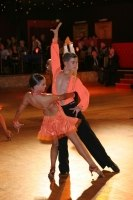 Miles Chapman & Lorna Arnold at Imperial 2008