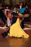 Alex Hou & Melody Hou at Blackpool Dance Festival 2005