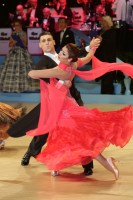 Gaetano Iavarone & Emanuela Napolitano at UK Open 2019