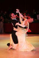 Michael Glikman & Milana Deitch at Blackpool Dance Festival 2008