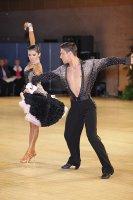 Kirill Belorukov & Elvira Skrylnikova at UK Open 2011