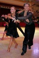 Kirill Belorukov & Elvira Skrylnikova at Blackpool Dance Festival 2009