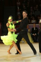 Aleksandr Andreichev & Kristina Nikiforova at International Championships