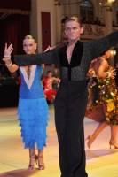 Dominik Rudnicki-Sipajlo & Adrianna Lojszczyk at Blackpool Dance Festival 2010