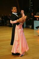 Luca Rossignoli & Veronika Haller at UK Open 2005
