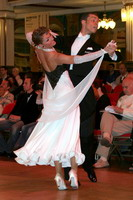 Luca Rossignoli & Veronika Haller at Blackpool Dance Festival 2005