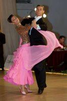 Luca Rossignoli & Veronika Haller at 6th Tisza-Part Open