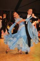 Anton Skuratov & Alona Uehlin at Antwerp Stars Cup