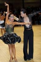 Ke Qiang Shao & Na Yang at UK Open 2008
