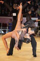 Ke Qiang Shao & Na Yang at International Championships 2009