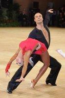 Franco Formica & Oxana Lebedew at UK Open 2011