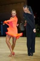 Franco Formica & Oxana Lebedew at UK Open 2008