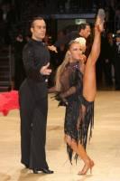 Franco Formica & Oxana Lebedew at UK Open 2009
