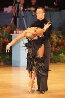 Franco Formica & Oxana Lebedew at UK Open 2010