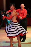 Ralph Casson & Claire Duckworth at Blackpool Dance Festival 2009