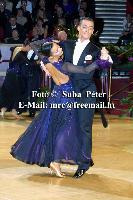 Benedetto Ferruggia & Jana Pokrovskaya at 50th Elsa Wells International Championships 2002