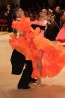 Giuseppe Drapelli & Elena Giarolo at Blackpool Dance Festival 2018