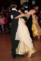 Grant Barratt-thompson & Mary Paterson at Blackpool Dance Festival 2005