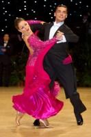 Grant Barratt-thompson & Mary Paterson at UK Open 2008