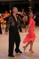 Antonio Chisari & Ornella Strano at Blackpool Dance Festival 2018
