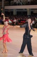 Enrico Donato Chiattone & Morena Bonacini at Blackpool Dance Festival 2018
