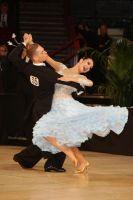 Maciej Kadlubowski & Maja Kopacz at International Championships 2014