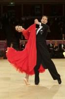 Maciej Kadlubowski & Maja Kopacz at International Championships