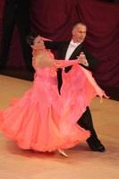 Giovanni Ciotti & Annalisa Risi at Blackpool Dance Festival 2018