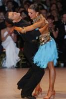 Denys Drozdyuk & Antonina Skobina at Blackpool Dance Festival 2018
