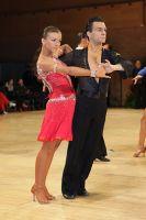 Denys Drozdyuk & Antonina Skobina at UK Open 2010