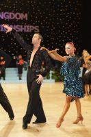 Manuel Frighetto & Karin Rooba at UK Open 2010