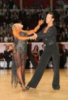Joshua Keefe & Sara Magnanelli at International Championships 2008