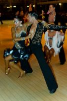 Danny Stowell & Kate Moore at The British Closed 2007