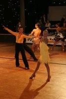 Luke Miller & Hanna Cresswell-Melstrom at Imperial 2008
