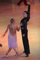 Evgeni Smagin & Polina Kazatchenko at Blackpool Dance Festival 2009