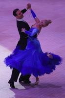Arunas Bizokas & Katusha Demidova at