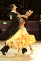 Arunas Bizokas & Katusha Demidova at International Championships