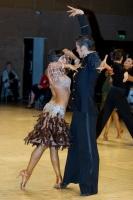 Igor Astafiev & Ekaterina Jones at