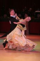 Sergei Konovaltsev & Olga Konovaltseva at Blackpool Dance Festival 2008